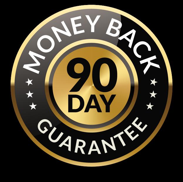 90 päivän rahat takaisin -takuu